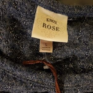 Knox Rose Sweaters - NWT Knox Rose Pullover Sweater